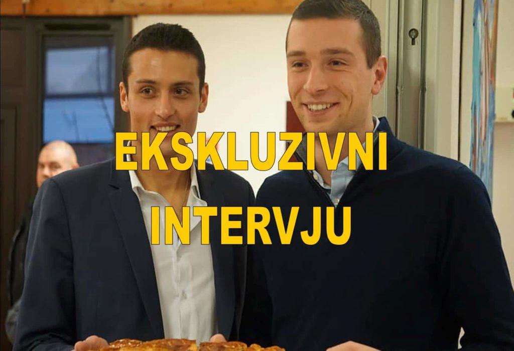 Francuska : Intervju sa Aleksandom Nikolićem, kandidatom za predsednika opštine