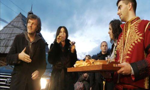 (VIDEO)Serbie : rencontre avec Emir Kusturica au festival Kustendorf