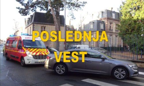 (FOTO)Francuska : Pucnjava u opštini. Ima mrtvih
