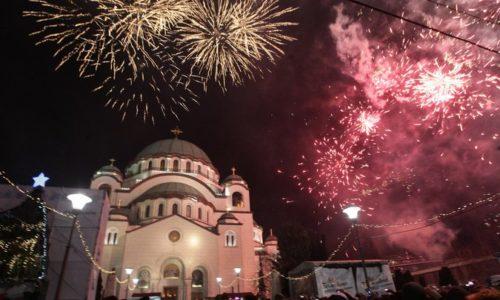(VIDEO)Aujourd'hui c'est Nouvel An orthodoxe (serbe)