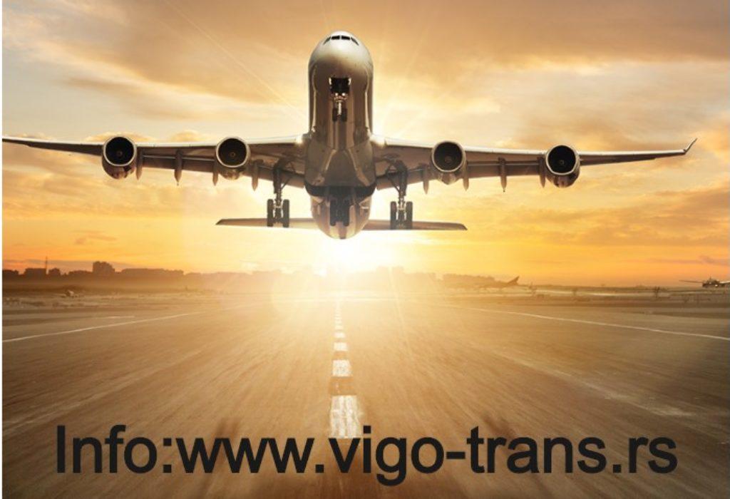 Prevoz putnika sa pariskih aerodroma i aerodroma Beauvais na željenu adresu