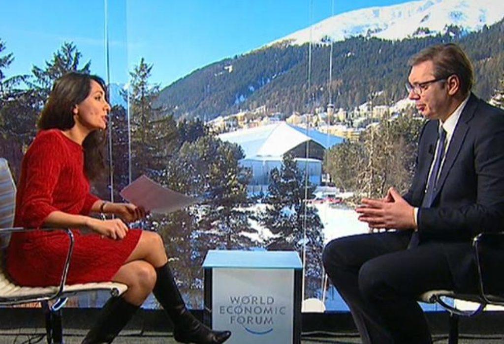(VIDEO)Vučić : «Arrêtez de donner des leçons à la Serbie !»