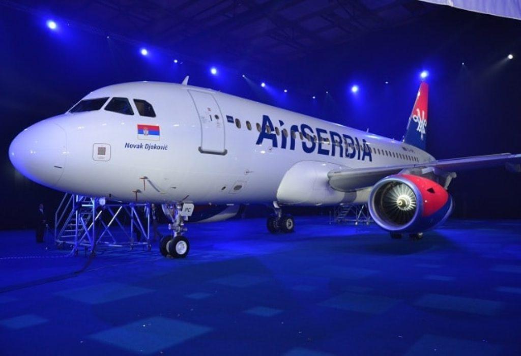 «Air Serbia» reliera Belgrade à six autre villes