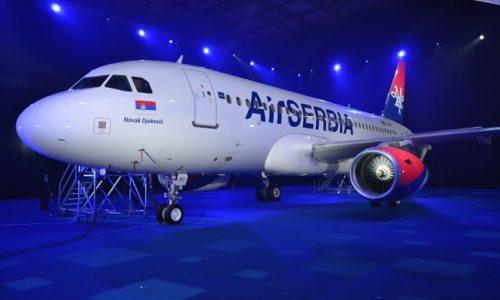 """""""Air Serbia"""" reliera Belgrade à six autre villes"""