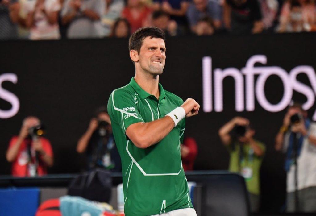 «Ne brinem, moji Srbi su uz mene sutra» – Novak se nada velikoj podršci