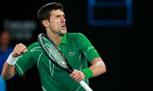 La mentalité serbe de Novak Djokovic est d'avoir le plus de titres du Grand Chelem possible