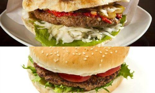 (VIDEO)Hamburger serbe vs hamburger américain