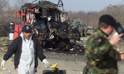 16.02.2001. Mon Serbe, n'oublie pas! L'attaque terroriste pour laquelle personne n'a été condamné