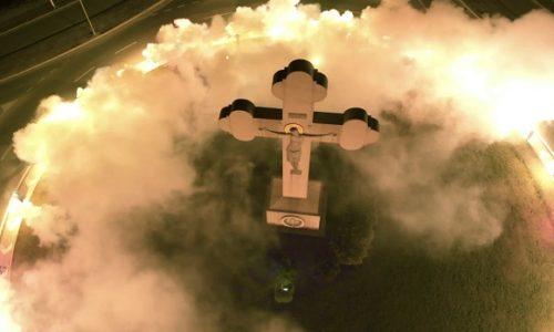 (VIDEO)Ovo je prelepo. Kragujevac dao podršku odbrani svetinja u Crnoj Gori