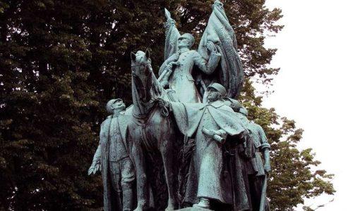 Pariz : Spomenik Karađorđevićima koji je preživeo drugi svetski rat, za razliku od onih na Balkanu