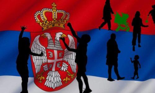 (VIDEO)La Serbie se vide de ses habitants