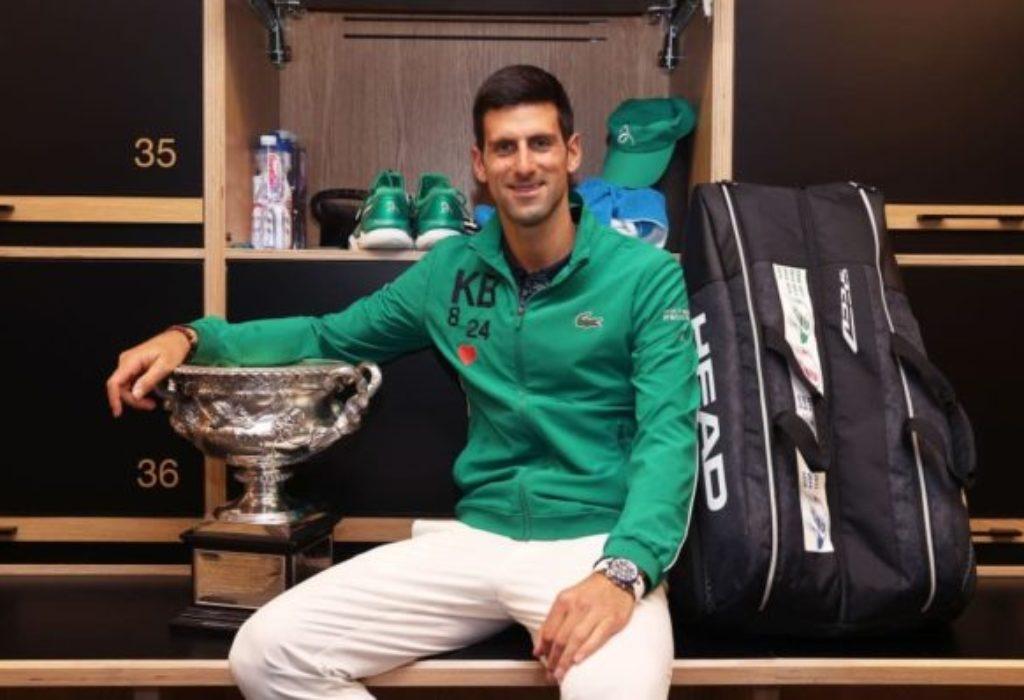Novak emotivno : «Čekanje u red za mleko, hleb i vodu devedesetih te učine jačim. To je moj izvor snage».