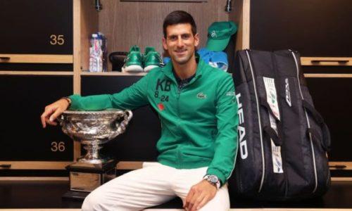 """Novak emotivno : """"Čekanje u red za mleko, hleb i vodu devedesetih te učine jačim. To je moj izvor snage""""."""