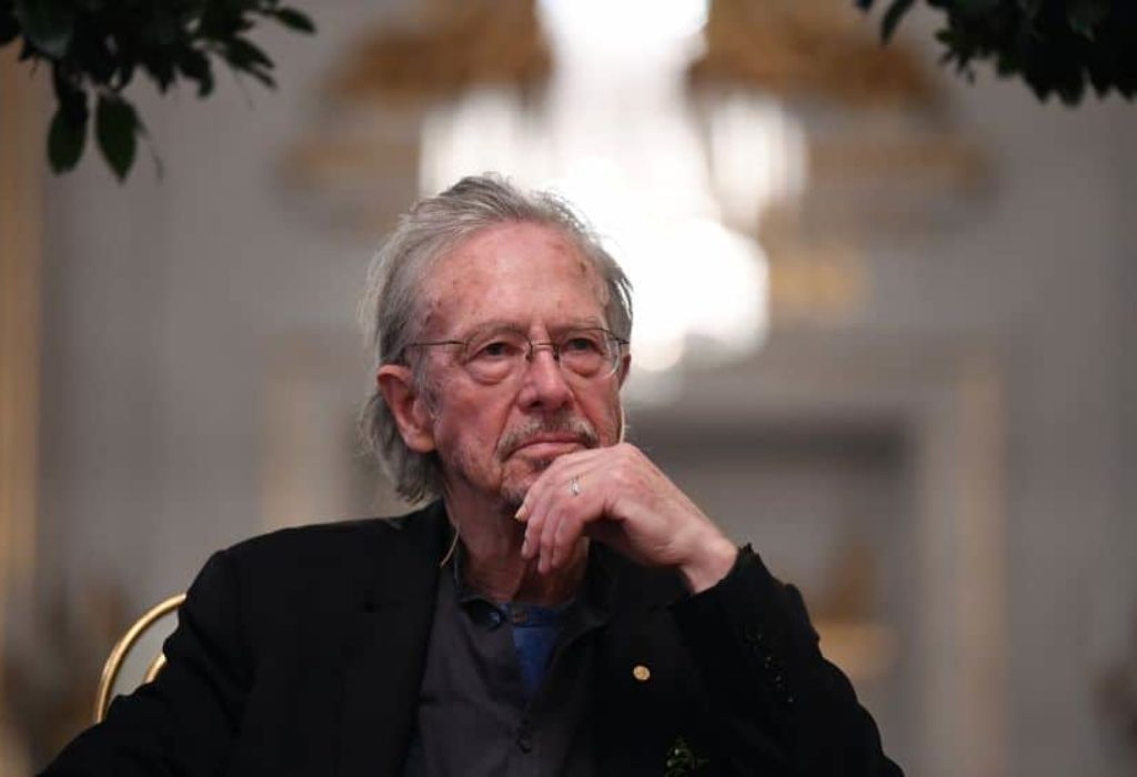 (VIDEO,Francuska)Petar Handke : «Liturgija iscrtava put ljudskom biću»