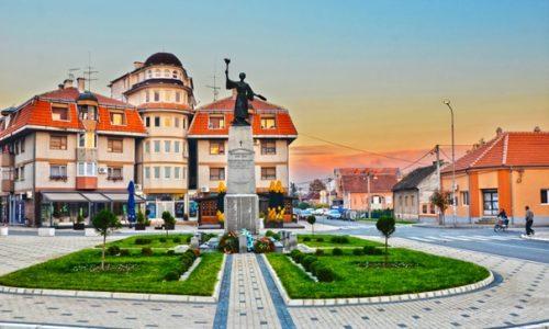 La tour de Serbie : SVILAJNAC