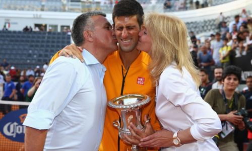 """Djokovic senior : """"À Melbourne,c'est irrespectueux envers Novak"""""""