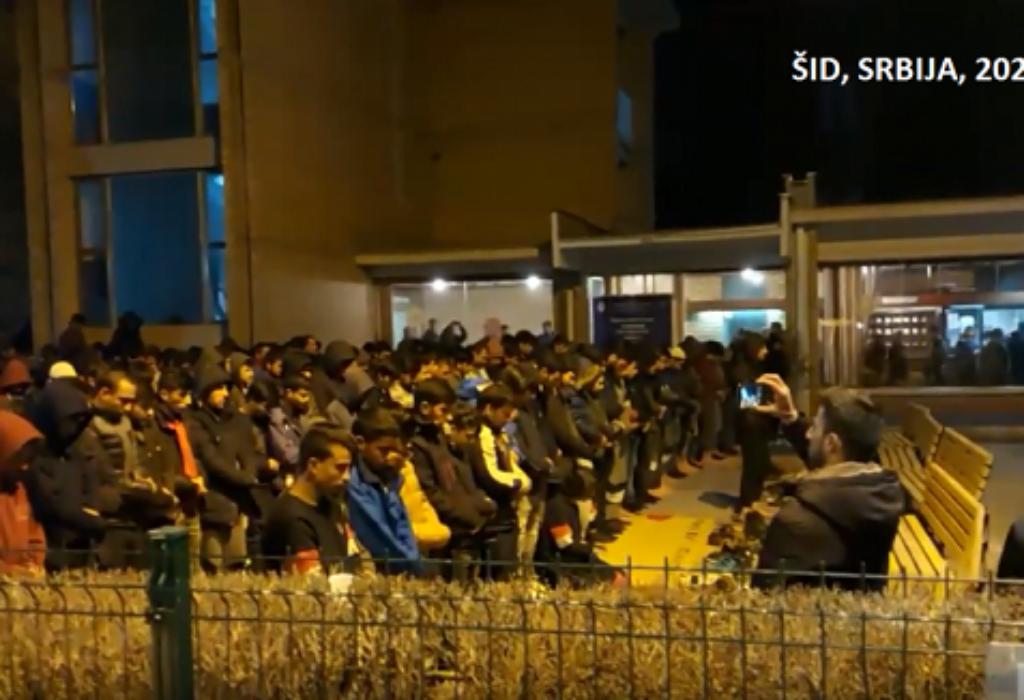 La Serbie n'est pas un «parking» pour les migrants