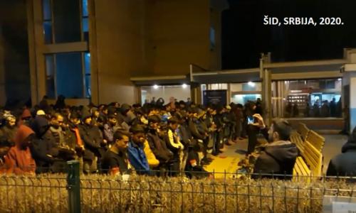"""La Serbie n'est pas un """"parking"""" pour les migrants"""
