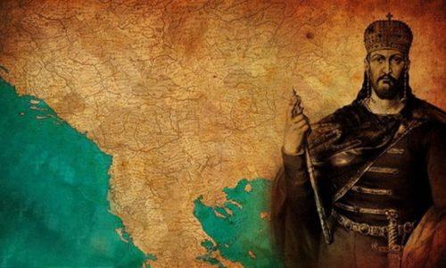 Sous Tzar Dusan l'empire serbe a été l'un des plus grands États de l'Europe