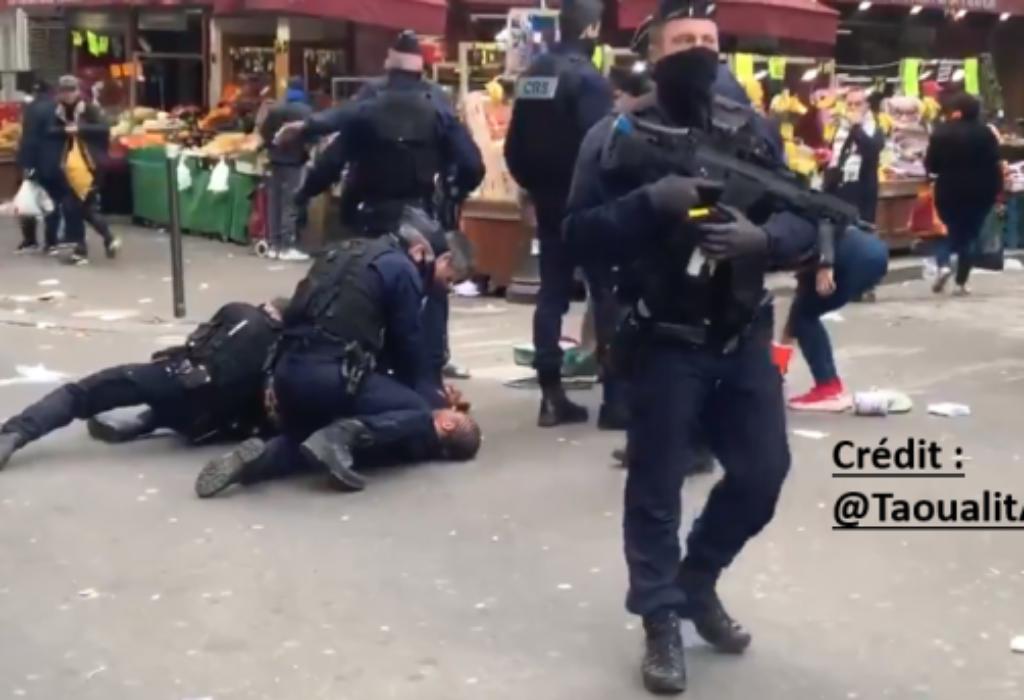 (VIDEO)Francuska : Sve veći sukobi policije i građana zbog mera vlade. Policija zove vojsku u pomoć