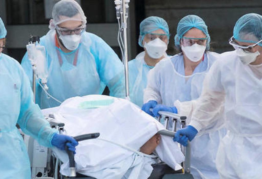 Francuska : Rekordan broj preminulih u jednom danu. Ipak jedna ohrabrujuća vest