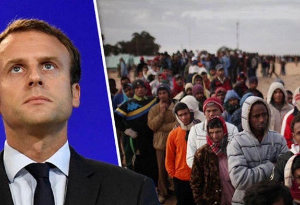 Makron : Francuska će pomoći pravoslavne zemlje u zaštiti granica od migranata