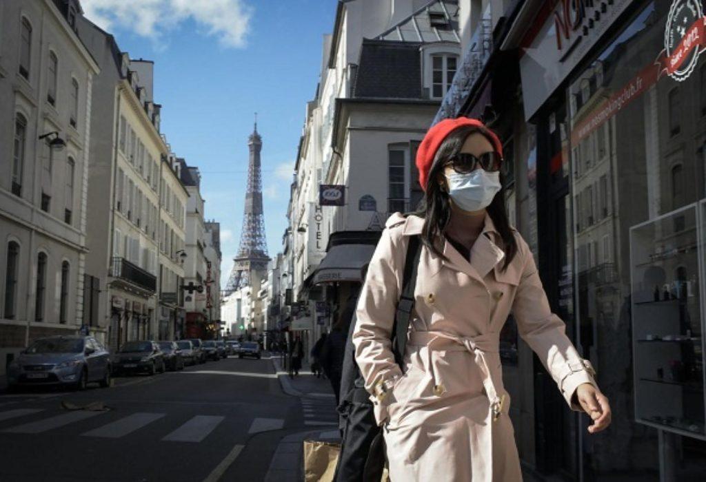 (VIDEO)Prazan Pariz iz ugla jednog Srbina