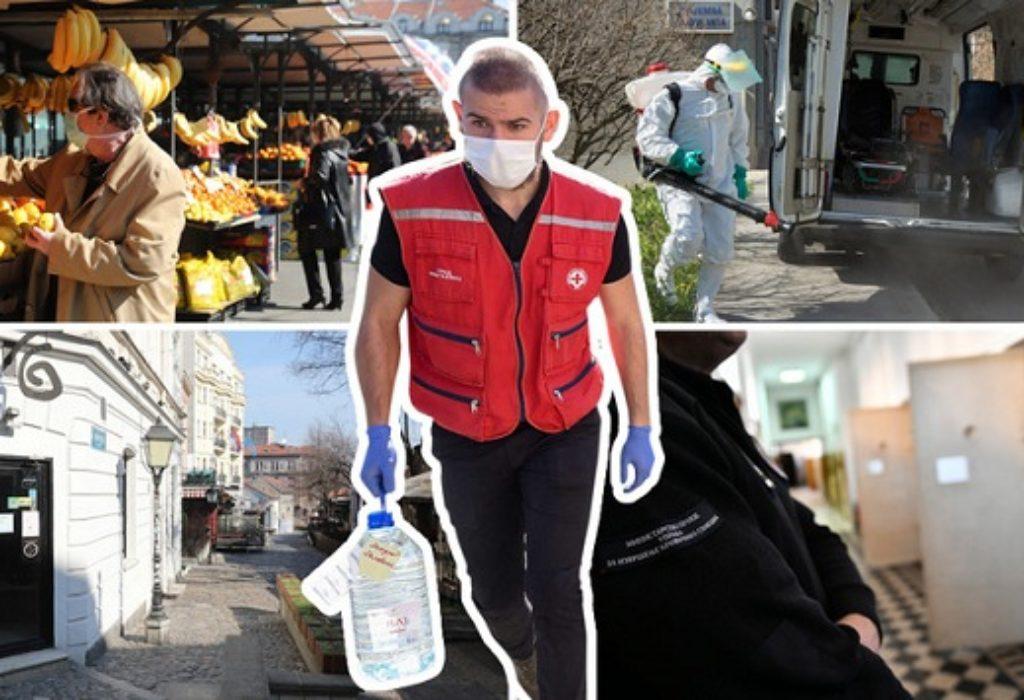 Coronavirus : La Chine aide la Serbie contre la pandémie