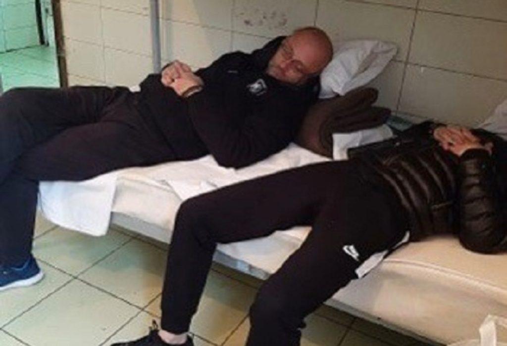 (VIDEO)Iz Pariza neki u hotel a neki u kamp. Tenzije između putnika i nadležnih