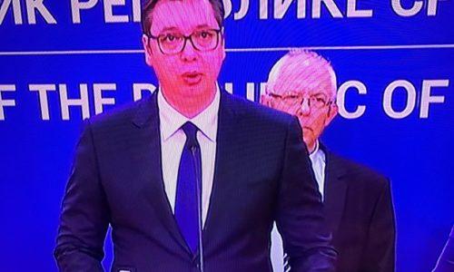 Srbija uvela vanredno stanje. Evo šta to znači