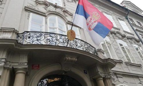 Pariz : Demanti Ambasade Srbije u vezi jučerašnjeg slučaja