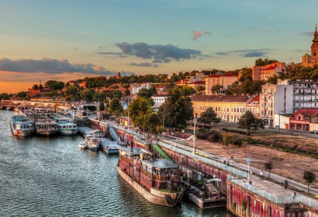 (VIDEO) Belgrade – la ville blanche