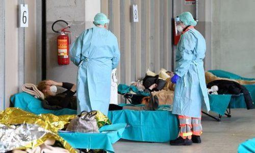 UŽAS. Za samo 24h rekordan broj preminulih u Italiji, blizu 400 osoba