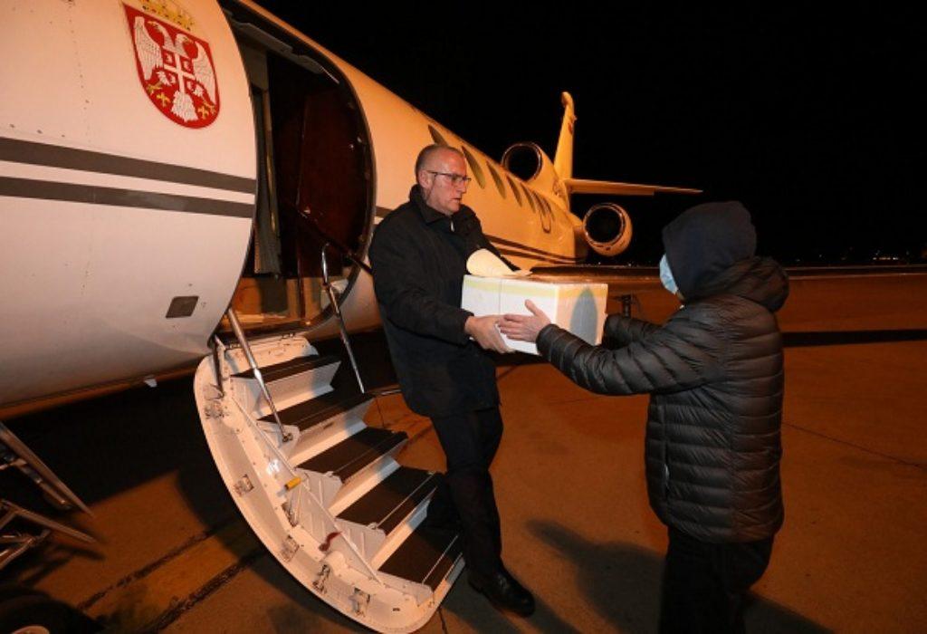 Kina šalje pomoć Srbiji. EU opet razočarala