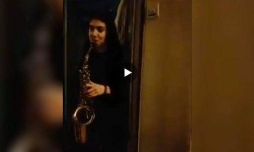 (VIDEO)Pariz : Srpkinja u 20h digla kvart na noge i oduševila gestom