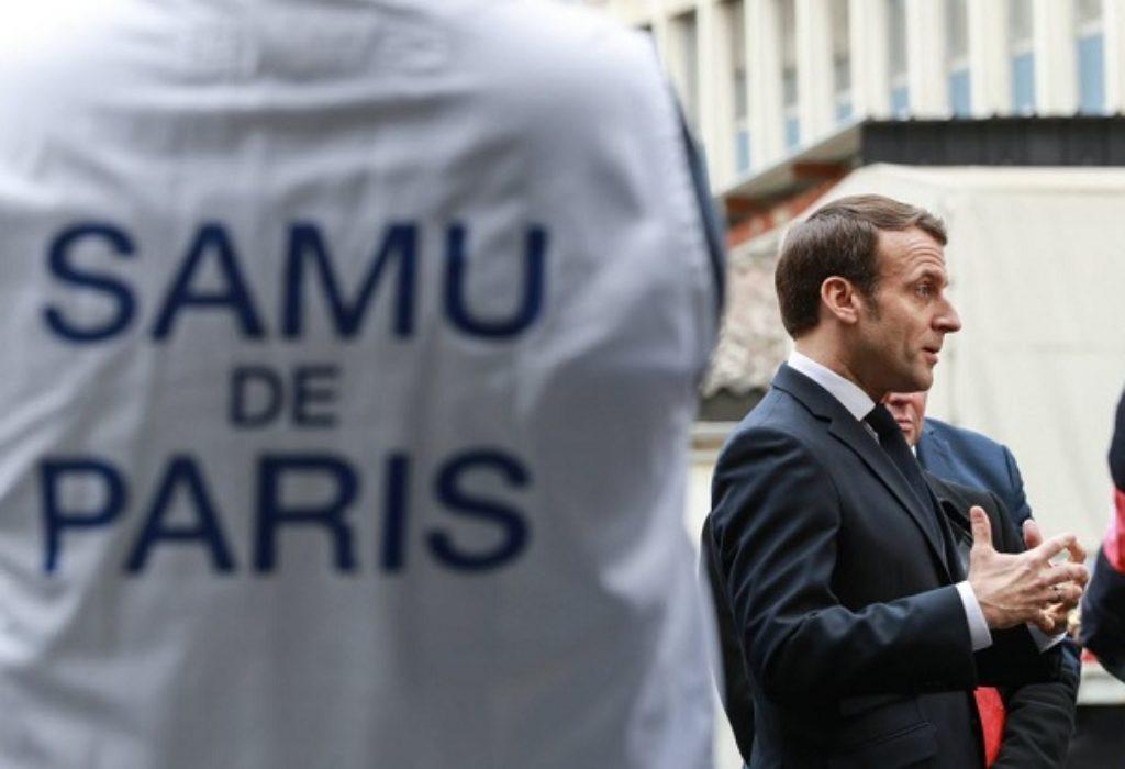Francuska : Makron se večeras obraća naciji. Da li će od sutra sve biti drugačije?