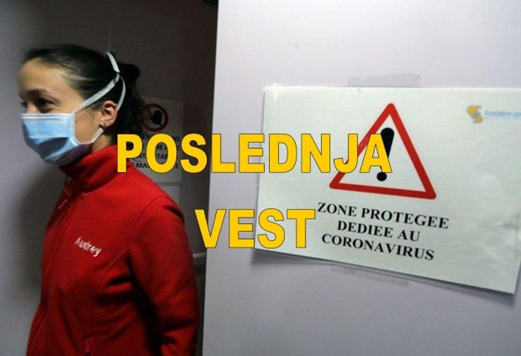 Francuska : Država pooštrava mere zbog Korona virusa. Situacija se pogoršava