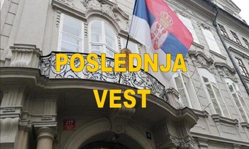 Važno saopštenje Ambasade Srbije u Parizu
