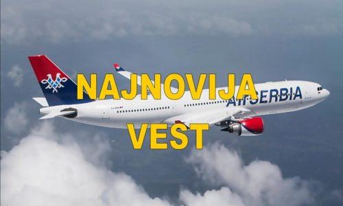 Vlada Srbije šalje avion za Srbe iz Pariza zarobljene na aerodromu