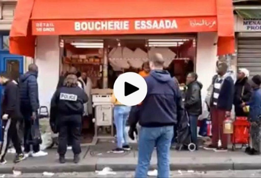 (VIDEO)FRANCUSKA : UŽAS. LJUDI NISU SVESNI SITUACIJE