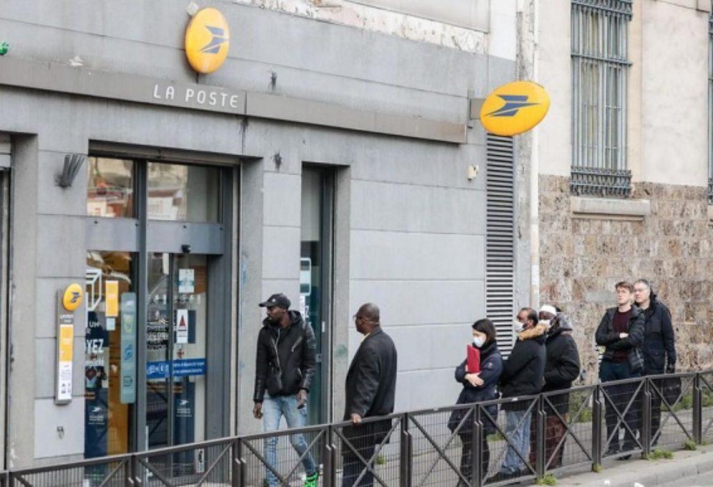 Pošte u regionu Pariza : Lista onih koje nisu zatvorene