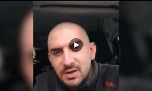 """(VIDEO)Snimak koji je """"uzdrmao"""" Balkan ovih dana"""
