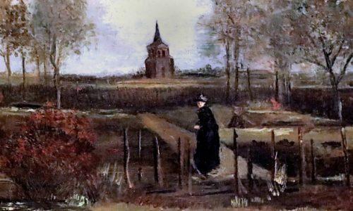 Ukradena slika Van Goga iz muzeja