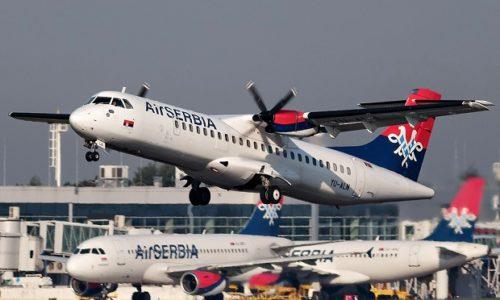 Poleteo avion Air Serbia po naše državljane iz Dohe, Australije…