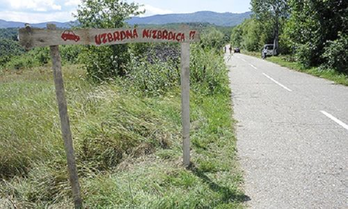 (VIDEO)Srbija : Prirodno čudo gde je uzbrdo, u stvari nizbrdo i obratno