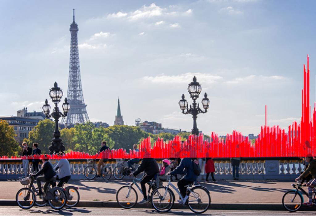 (VIDEO)Vrata Pariza koja vode do drugih gradova Evrope