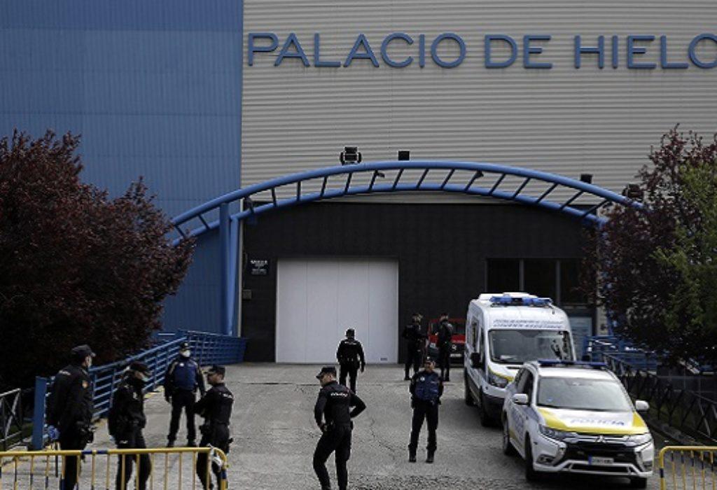 (VIDEO)Najgora 24h u Španiji od početka krize. U Madridu klizalište pretvoreno u mrtvačnicu