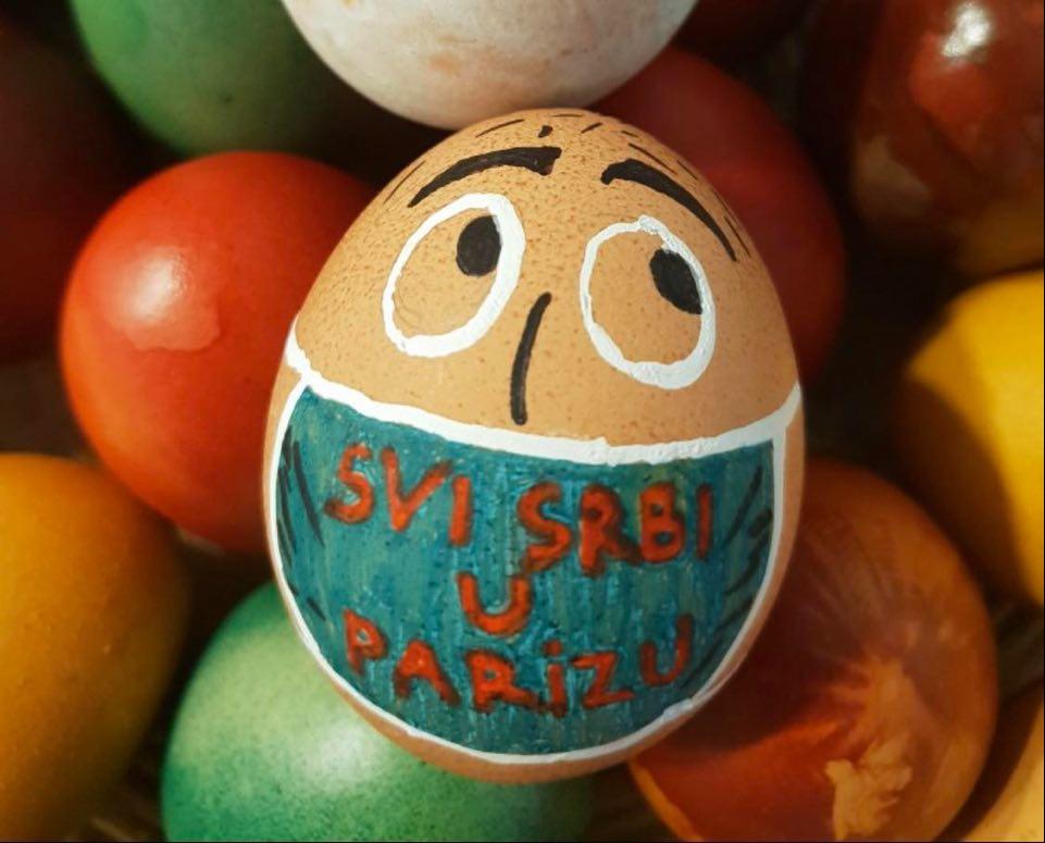 Fotografije farbanih jaja koje ste nam vi poslali