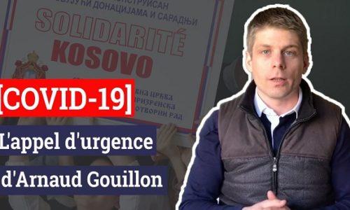 (VIDEO)L'appel d'urgence d'Arnaud Gouillon, confiné en Serbie