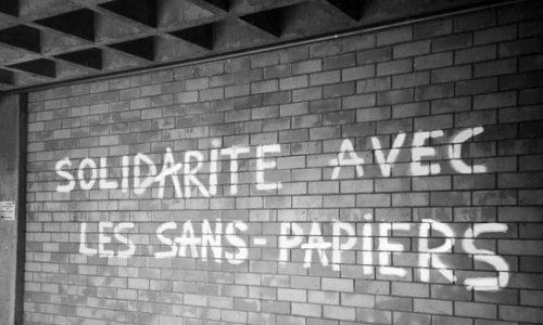 Francuska : Peticija za regulisanje boravka za sve koji to nemaju